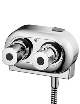 Trevi Thermostatic Exposed Shower Mixer Valve