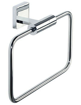 Glide Towel Ring - 9522.02