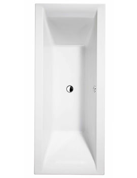 Related Lauren Asselby Square Double Ended Bath 1700 x 700mm - NBA209