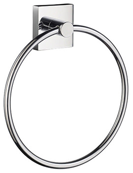 House Towel Ring - RK344