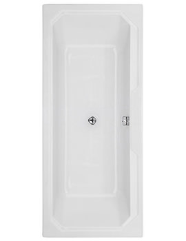 Related Old London Ascot 1800 x 800mm Double Ended Bath - LDB114