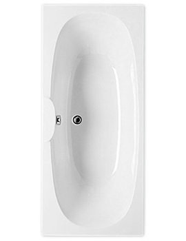 Sitges Double Ended Acrylic Bath 1700 x 750mm - 23200000