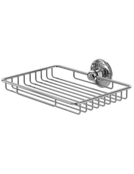 Chrome Plated Sponge Basket - A15 CHR