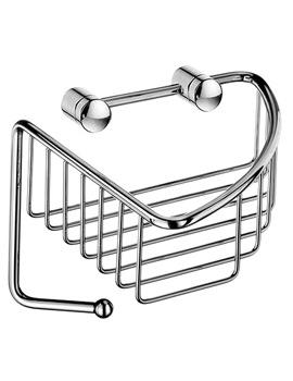 Sideline Soap Basket Corner 1 Level - DK1011