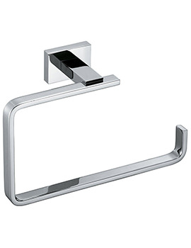 Level Wall Mounted Towel Ring - LEV-181