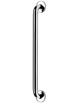 600mm Stainless Steel Straight Grab Bar Chrome - AP501241