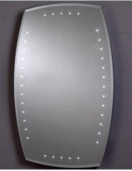 Related Phoenix Radius LED Mirror With Demister Pad 600mm x 900mm - MI018