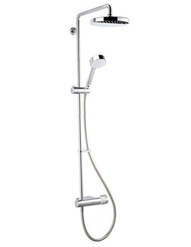 Agile ERD Thermostatic Mixer Shower Chrome - 1.1736.403