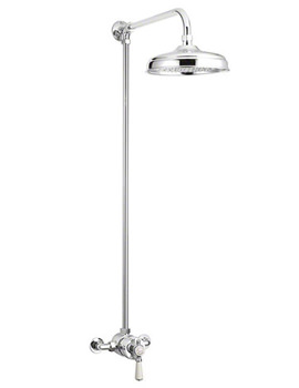 Realm Thermostatic Exposed Shower Mixer ER - 1.1735.001