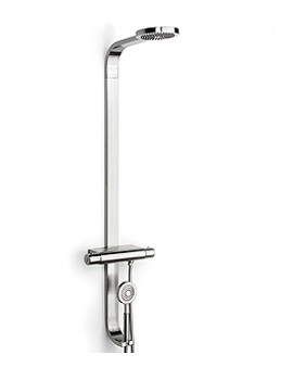 Atai Wall Mounted Thermostatic Shower Column - 5A2734A00