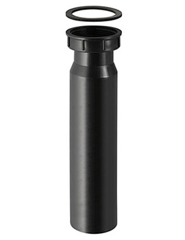 Geberit Straight Connector With Threaded Connection 2 Inch x 50mm