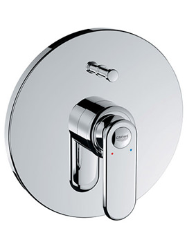 Grohe Spa Veris Single Lever Bath Shower Mixer Trim - 19344000