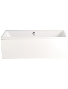 Blenheim 1700 x 750mm Acrylic Double Ended Bath