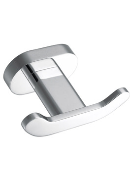 Life Double Robe Hook - LIF-186