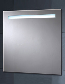 LED Mirror With Demister Pad 600mm x 600mm - MI019
