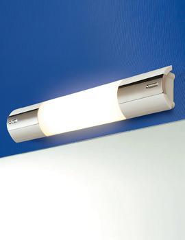 Striplite White And Chrome Shaverlight - 2325738