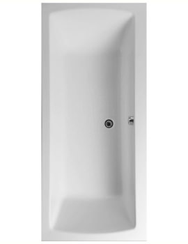 VitrA Neon Double-Ended Bath 1800 x 800mm - 52540001000