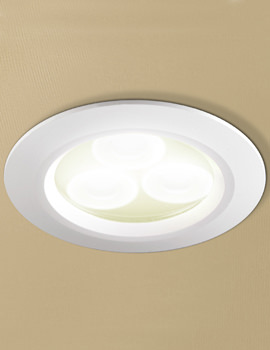 HIB Cool LED White Finish - 5740