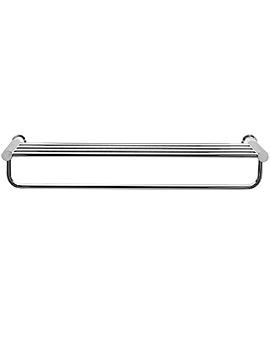 D-Code Chrome Towel Shelf 630mm - 0099251000