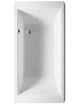 Vythos Double Ended Acrylic Bath 1700 x 800mm - 247701000