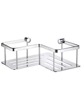 Design Corner Soap Basket 200 x 200mm - DK3025