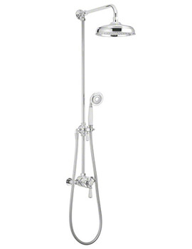 Realm Thermostatic Shower Mixer With Diverter ERD - 1.1735.002