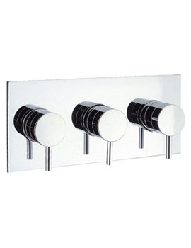Elite Landscape Thermostatic Shower Valve 3 Control
