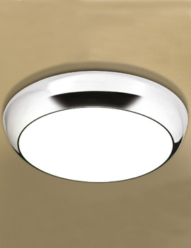 Kinetic LED Illuminated Circular Ceiling Light - 0670