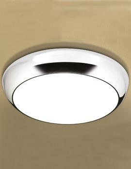 Kinetic LED Illuminated Circular Ceiling Light - 0670