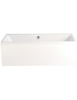 Blenheim 1800 x 800mm Acrylic Double Ended Bath