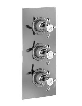 Clyde Concealed Thermostatic Shower Valve
