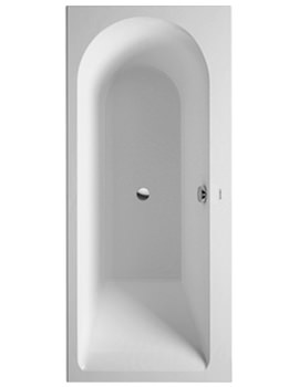Related Duravit Darling New Bathtub 1600x700mm With Support Frame - 700250