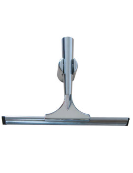 Red Dot Coorb Chrome Plated Shower Wiper