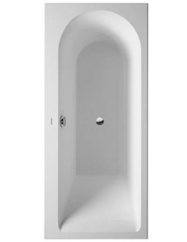 Related Duravit Darling New Bathtub 1700x750mm With Support Frame - 700255