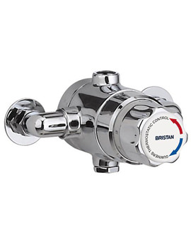 Related Bristan Gummers 15mm Thermostatic Exposed Mixing Valve