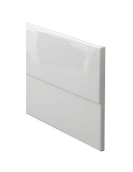 VitrA Economy 750mm Bath End Panel - 51620006000