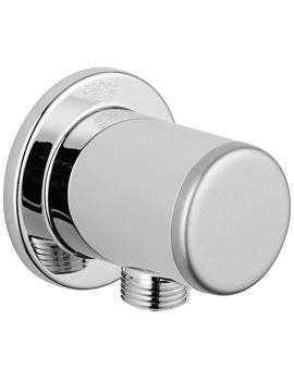 Relexa Plus Shower Outlet Elbow Chrome - 28678000