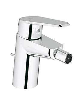 Eurodisc Cosmopolitan Bidet Mixer Tap With Pop Up Waste-33244002