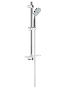 Euphoria 110 Shower Set With Eco Flow Limiter - Three Spray