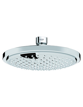 Euphoria Cosmopolitan 180mm Shower Head Single Spray