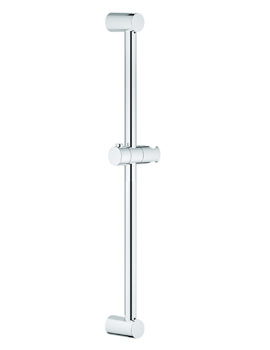New Tempesta Cosmopolitan 100 Shower Bar 600mm Chrome