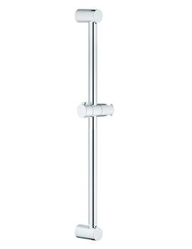 New Tempesta Cosmopolitan 100 Shower Bar 600mm Chrome