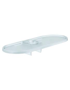 New Tempesta Acrylic Soap Tray - 27596000