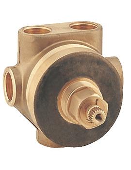 5 Way Diverter Concealed Body Without Trim Set - 29708000