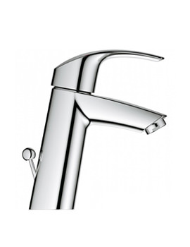 Related Grohe Eurosmart Basin Mixer Tap With Pop Up Waste - 23322001
