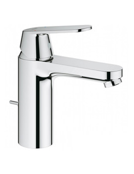 Related Grohe Eurosmart Cosmopolitan Basin Mixer Tap With Pop Up Waste - 23325000
