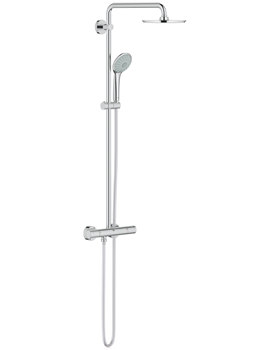 Euphoria Thermostatic 210 Shower System - 27964000
