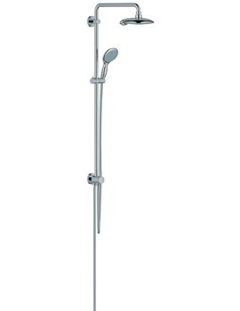 Power And Soul Shower System With Diverter - 27911000