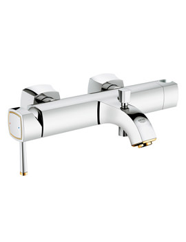Grohe Spa Grandera Single Lever Bath Shower Mixer Tap With Diverter