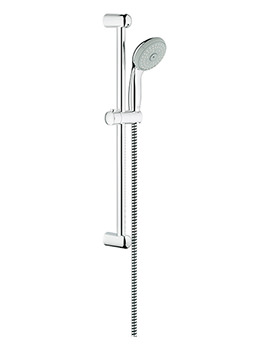 New Tempesta 600mm Slide Rail With 4 Mode Shower Handset-27795000